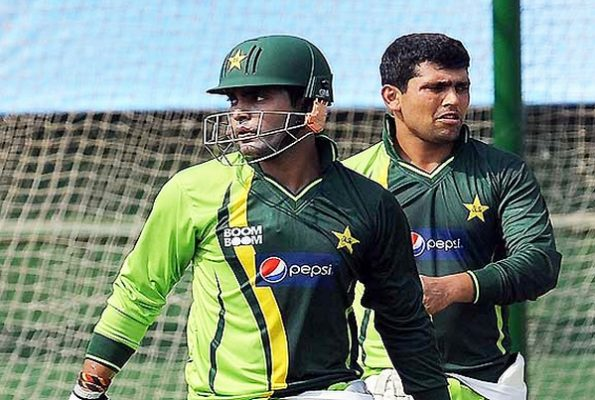 Akmal brothers kamran and umer