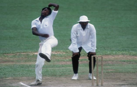 Colin Croft Top Weird Action Bowlers in Cricket