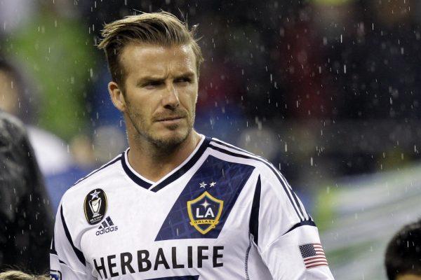 David Beckham Greatest Soccer Players