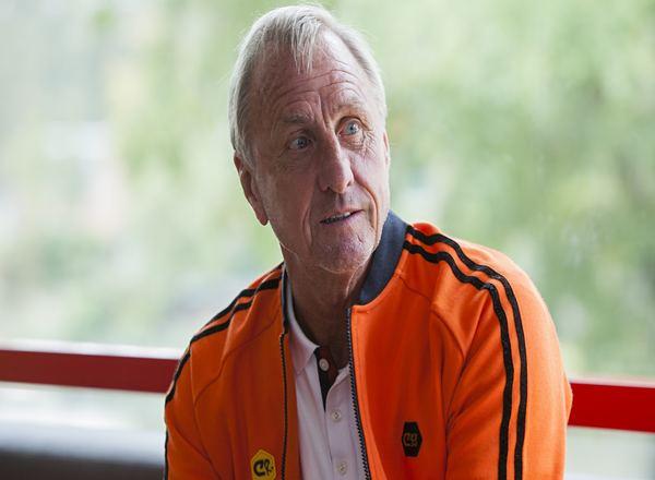 Johan Cruyff Greatest Soccer Players
