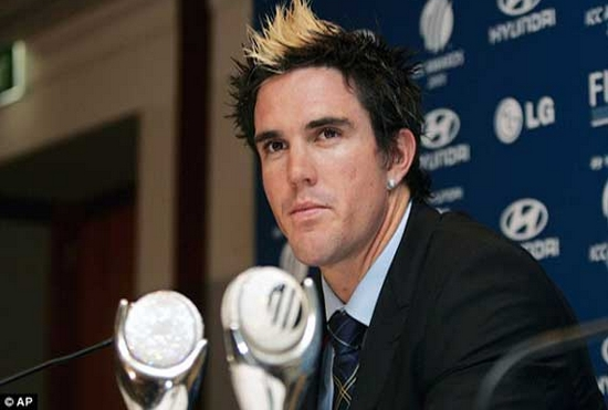 Kevin Pietersen stylish cricketers