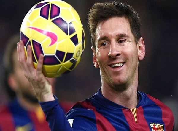 Lione Messi Greatest Soccer Players
