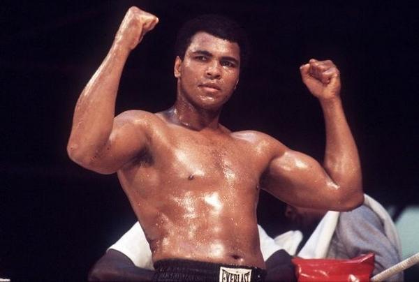 Muhammad Ali Legends of Millennium