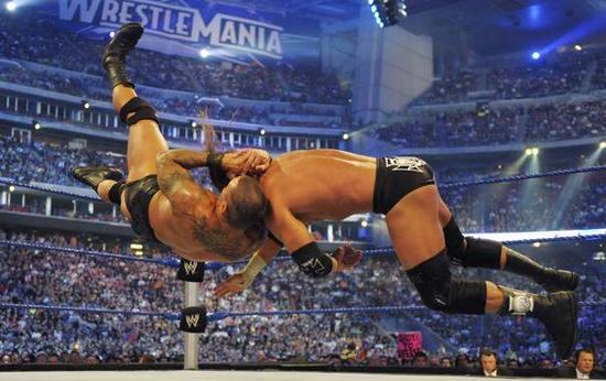 RKO Lethal Moves of Apex Predator Randy Orton
