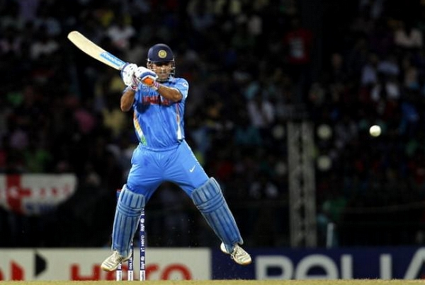 M.S.Dhoni, Helicopter shot most innovative shots in cricket