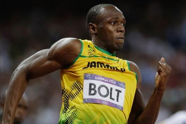 Usain Bolt the legend of millinnium