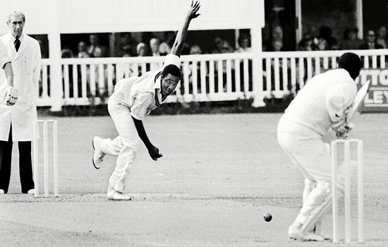 Wayne Daniel Weird Action Bowlers in Cricket