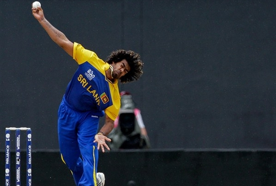 malinga Top Weird Action Bowlers in Cricket