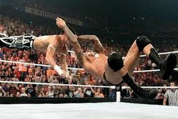 Super RKO Lethal Moves of Apex Predator Randy Orton