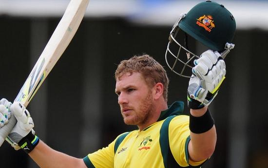 Aaron Finch Most Dangerous Hard Hitters in T-20 Cricket