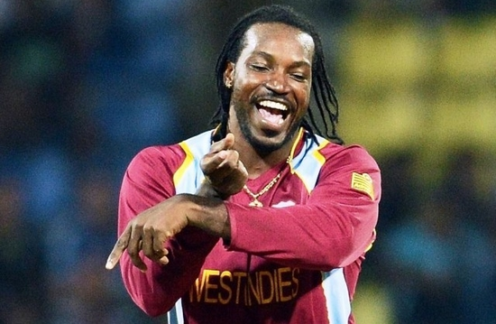 Most Dangerous Hard Hitters in T-20 Cricket Chris Gayle