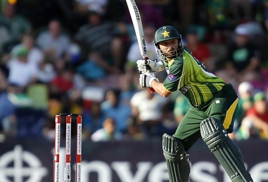Shahid Khan AfridiMost Dangerous Hard Hitters in T-20 Cricket