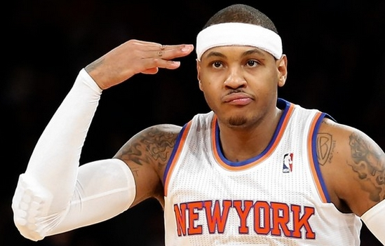 Carmelo Anthony highest earning basketball players