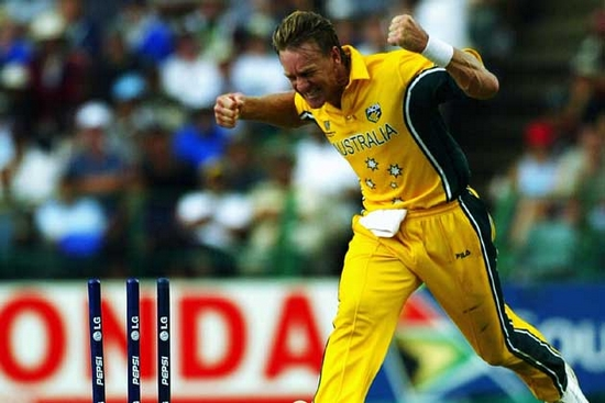 Andy Bichel Best Bowling Figures