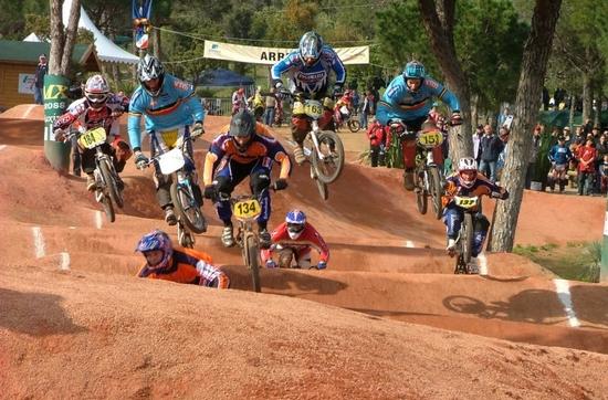 BMX Racing Extreme Sports