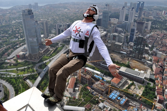 Base Jumping Most Extreme Sports in the World