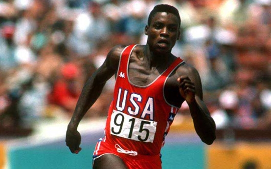 Carl Lewis Most Medal Winners in Olympics