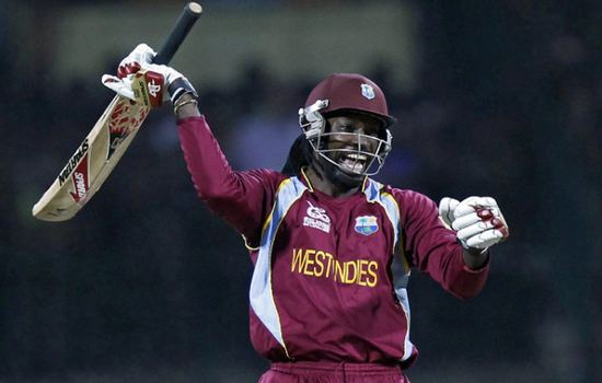 Chris Gayle one of the highest individual run scorers in ODI
