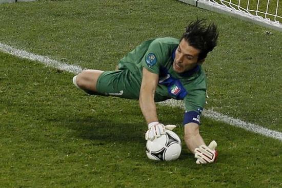 Gianluigi Buffon Best Football Goalkeepers