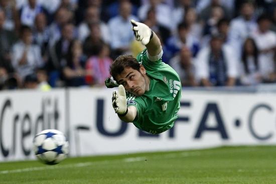 Iker Casillas Best Football Goalkeepers