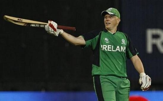 Kevin O'Brien Fastest ODI Hundreds