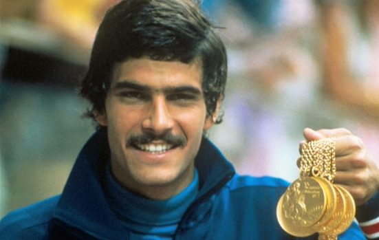 Mark Spitz Most Medal Winners in Olympics