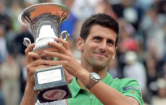 Novak Djokovic Most Grand Slam Singles Title Winners