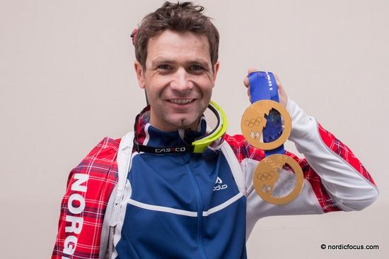 Ole-Einar Bjørndalen Most Medal Winners in Olympics