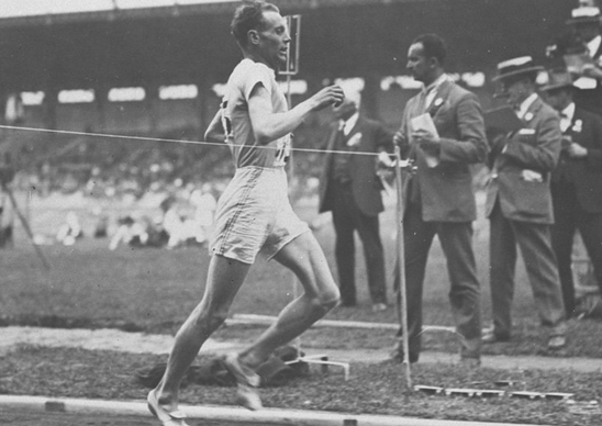 Paavo Nurmi Most Medal Winners in Olympics