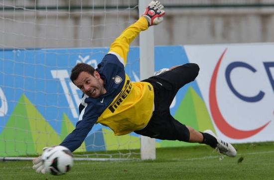 Samir Handanovic Best Football Goalkeepers