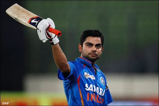 Virat Kohli Fastest ODI Hundreds