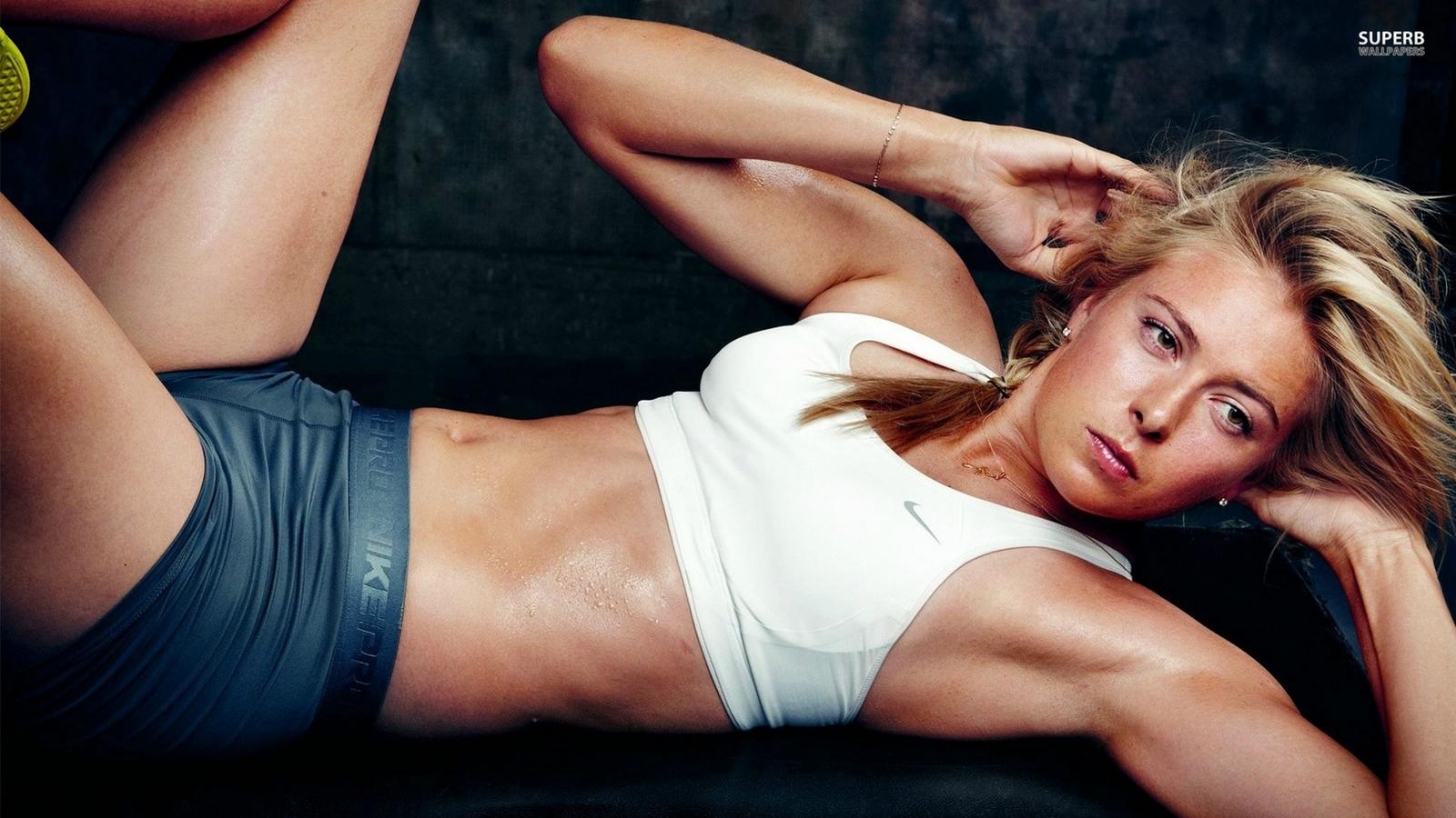 Maria Sharapova Gorgeous