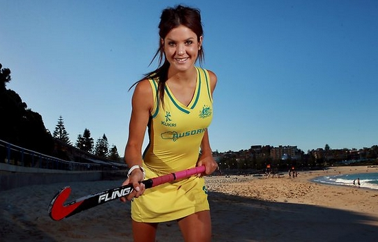 Top 10 Hottest Female Athletes at Commonwealth Games