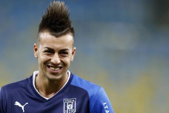 El Shaarawy Wackiest Haircuts