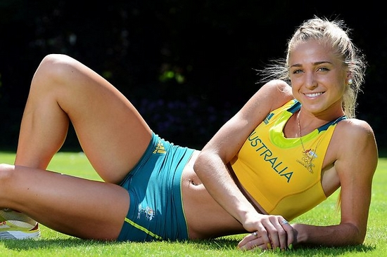 Gengen Lacaze Hottest Female Athletes