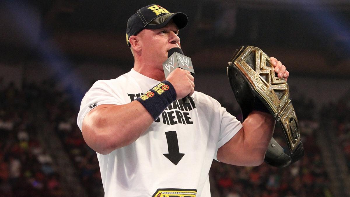 World Heavyweight Champion John Cena HD Wallpapers
