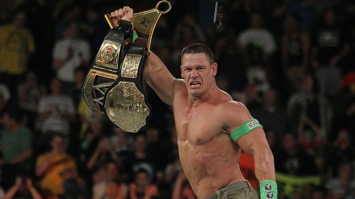 WWE World Champion John Cena HD Wallpapers