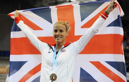 Lynsey Sharp Hottest Female Athletes