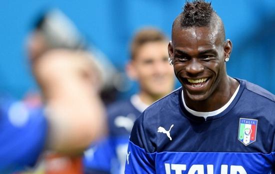 Mario Balotelli Wackiest Haircuts