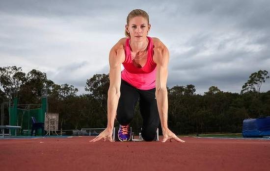 Melissa Breen Hottest Female Athletes