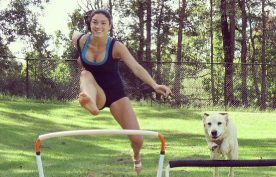 Michelle Jenneke Hottest Female Athletes