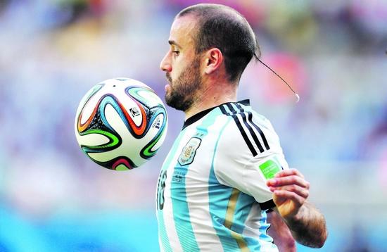 Rodrigo Palacio wackiest haircuts