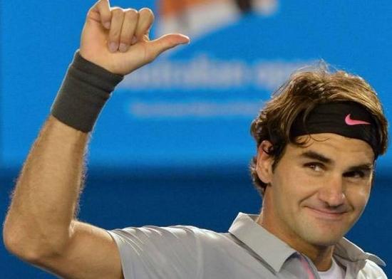 Roger Federer Highest Paid Athletes