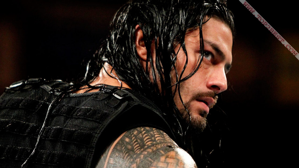 HD Wallpapers Roman Reigns