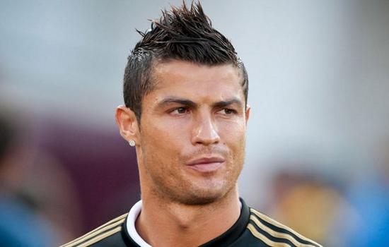 Ronaldo 2 Top Cristiano Ronaldo Haircuts