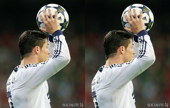 Ronaldo 4 Top Cristiano Ronaldo Haircuts