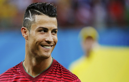Top CR7 Haircuts