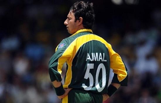 Saeed Ajmal Strangest Cricket Facts