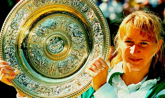 Steffi Graf Grand Slam Champions