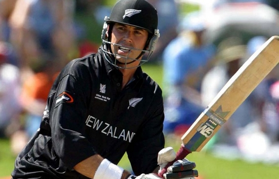 Stephen Fleming world cup batting records